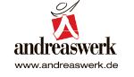 Logo andreaswerk
